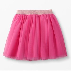 Hanna Andersson Tutu Skirt in Soft Tulle Sz 80 NWT